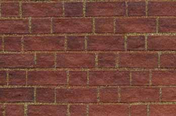 Dollshouse Red Flemish Brick C 02