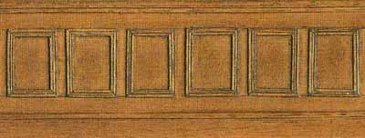 C 16 Hall Panelling