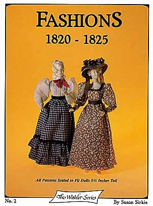 02.Fashions 1820 - 1825