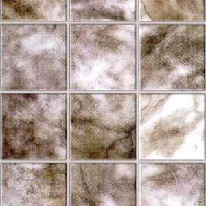 14. Grey Marble Tiles