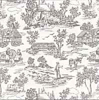 Campagne Toile  Grey