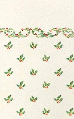 61. Christmas Holly Wallpaper