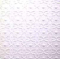 1/24th Embossed Dado Wallpaper