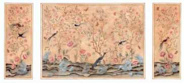 1/24th Chinoiserie Panels