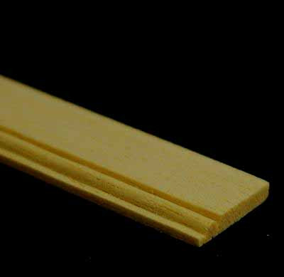 1/24th Scale Skirting Board
