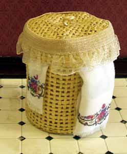 Reutter Laundry Basket