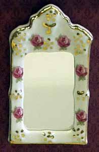 Reutter Porcelain Mirror