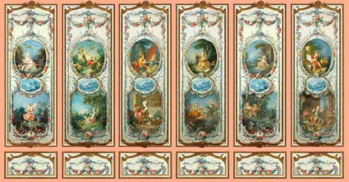 34790 Wall Panels