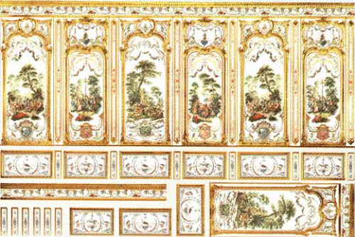34810 Wall Panels
