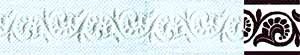 34904 White Frieze