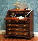Chippendale Secretaire