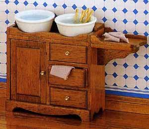Kitchen Dry Sink
