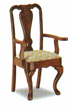 Queen Anne Carver Chairs