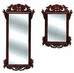 Chippendale Pier Mirror
