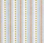 43.Albert Blue Stripe Silk