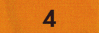 4 Orange Fimo