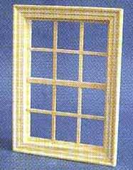 Georgian Window 12 Pane
