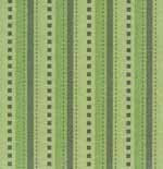 55. Albert Stripe Green Silk