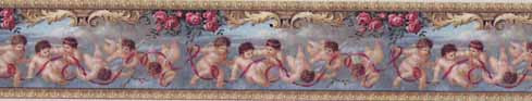 Cherubs Border / Frieze