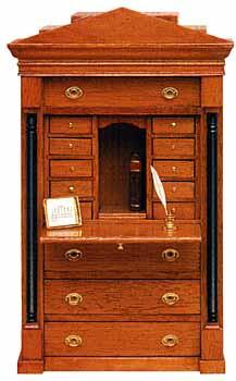 Biedermeier Bureau
