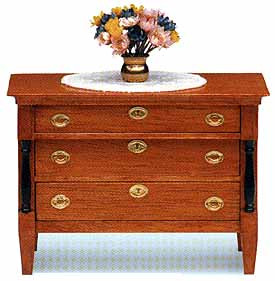 Biedermeier Commode