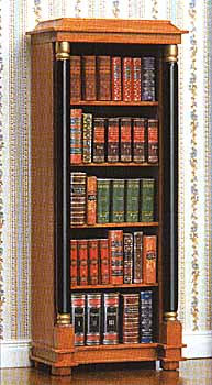 Biedermeier Bookcase