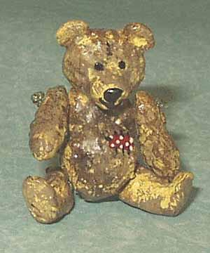 BJ08D Antique Teddy