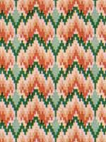 06. Bargello Peach Cotton