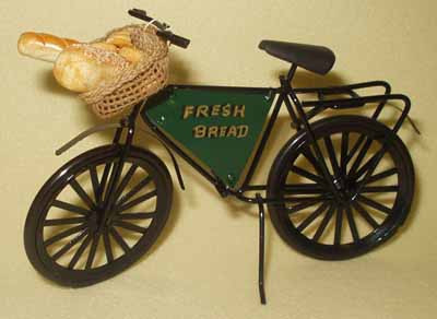 Bakery Bicycle