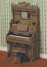 Parlour Pump Organ Kit