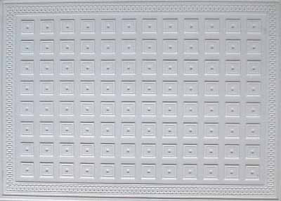 Panelled Ceiling Rohan