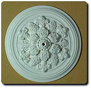 Georgian Ceiling Rose