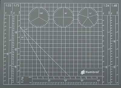 Humbrol A4 Cutting Mat