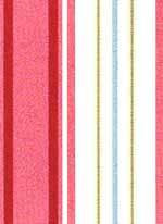08. Cherry Stripe Cotton