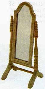 15. Cheval Mirror