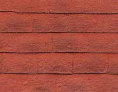 C 12 Red Roof Tiles