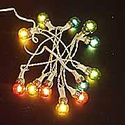 Christmas Tree Bauble Lights