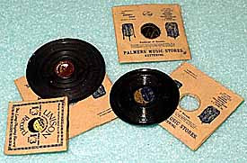 DH111 Gramophone Records