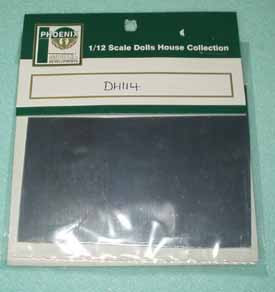 DH114 Mirror Sheet