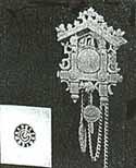 DH118 Cuckoo Clock
