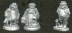 DH119 Figurines