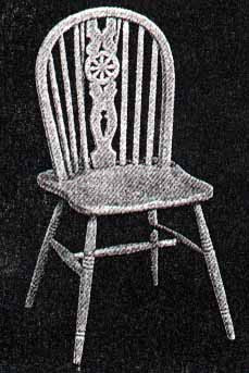 DH123 Windsor Chair