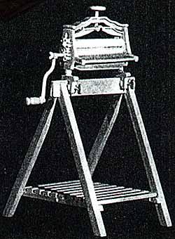 DH135 Wringer