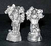 DH155 Staffordshire Flatback Ornaments