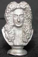 DH165 Bust of Isaac Newton