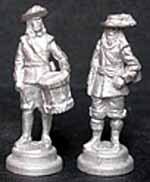 DH175 Figures - English Civil War