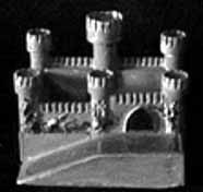 DH193 Toy Fort / Castle