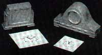 DH98 Mantle Clocks