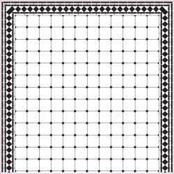 Fenice Mono Tiled Floor