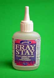 Fray Stay Fabric Adhesive
